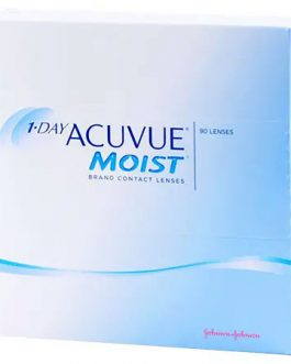 Acuvue Moist Dailies 90 pack