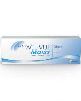 Acuvue Moist Dailies 30 pack